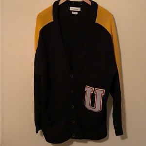 Urban outfitters men's XL cardigan : new